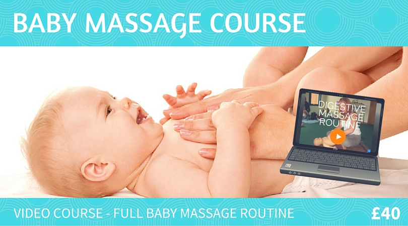 Baby Massage Online Course