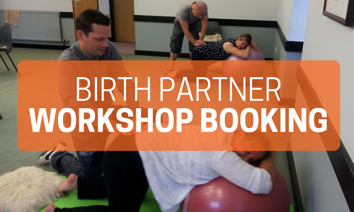Birth Preparation workshop